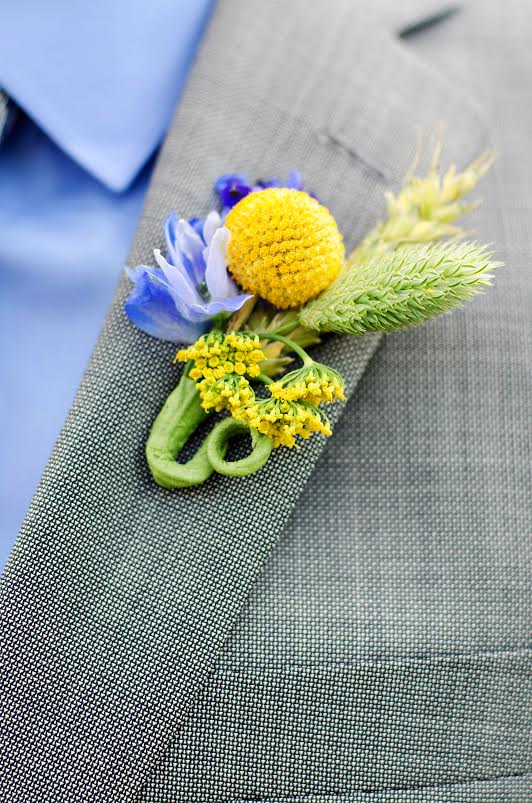Countryside Boutonniere