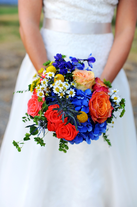 Countryside Bridal Bouquet