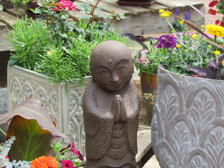 Jizo, Protector of Women, Children and Travelers