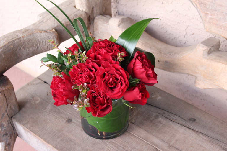 Red Rose Valentine Arrangement Boulder CO
