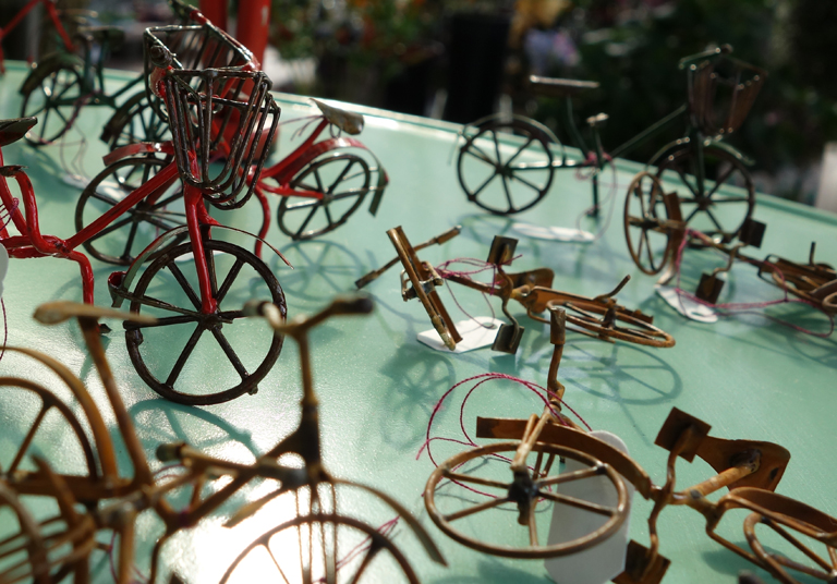 Bicylces for a Fairy  Garden