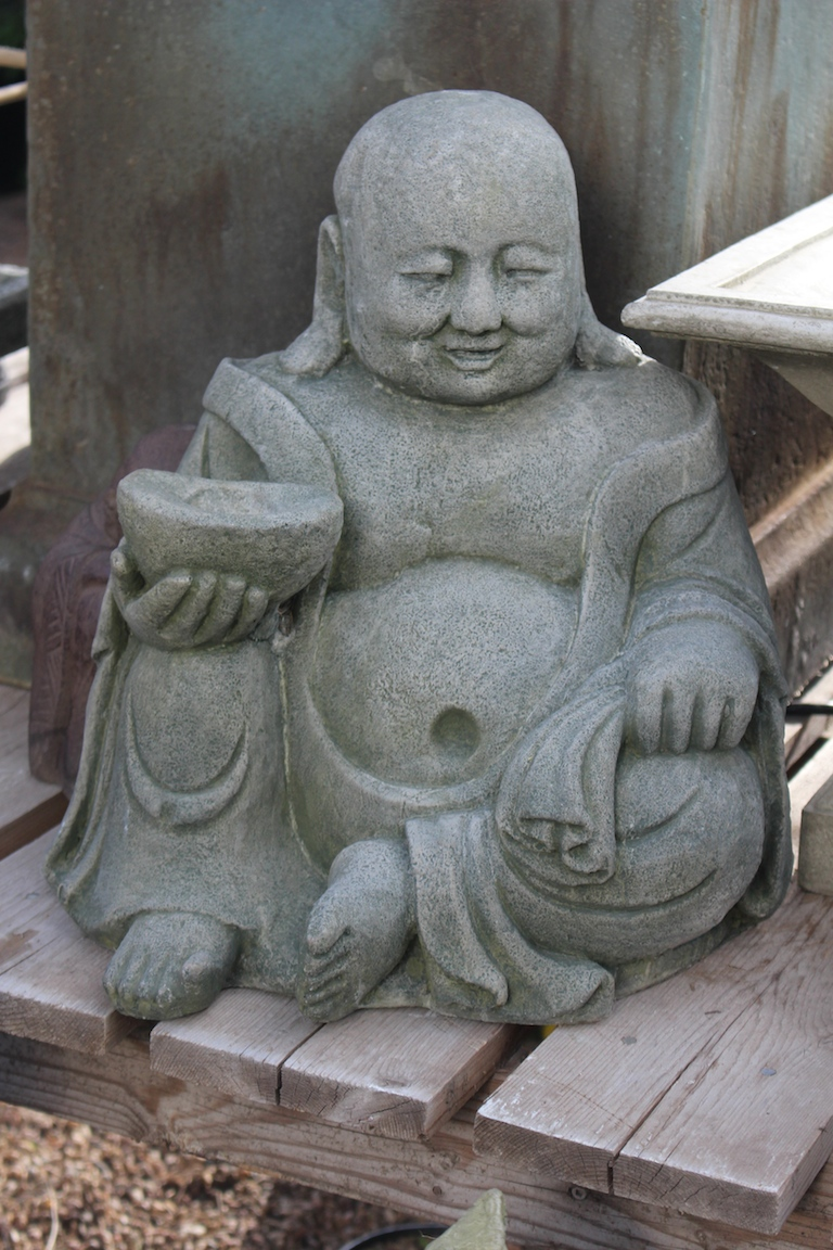 Beautiful Buddha for the Indoor or Outdoor Garden