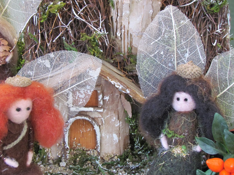 Fairy Garden Houses and Fairies