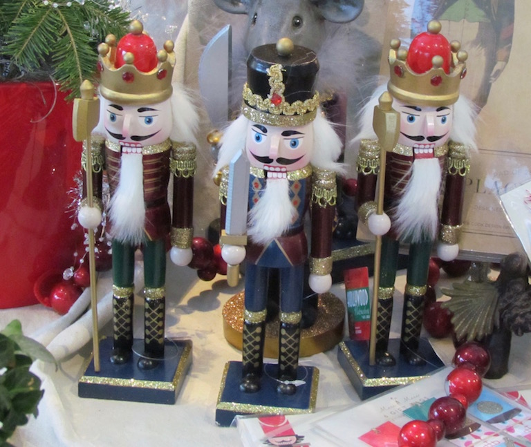 Nutcrackers at Sturtz and Copeland