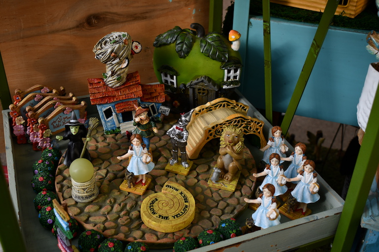 Wizard of Oz Fairy Gardens