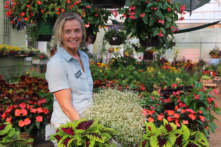 Our garden staff is always happy to help you with your gardening questions