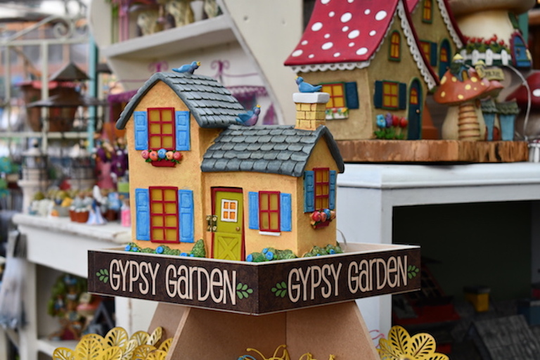 Gypsy Fairy Garden Houses