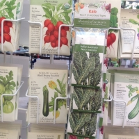 New seed tapes from Botanical Interests